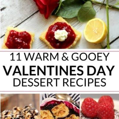 11 Valentines Day Desserts
