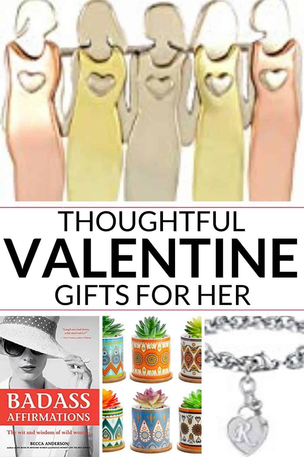 Thoughtful Valentines Day Gifts for Her