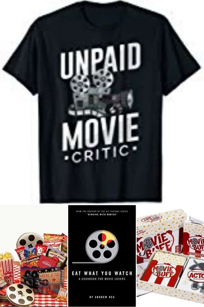 Valentine Gift Ideas for the Movie Buff