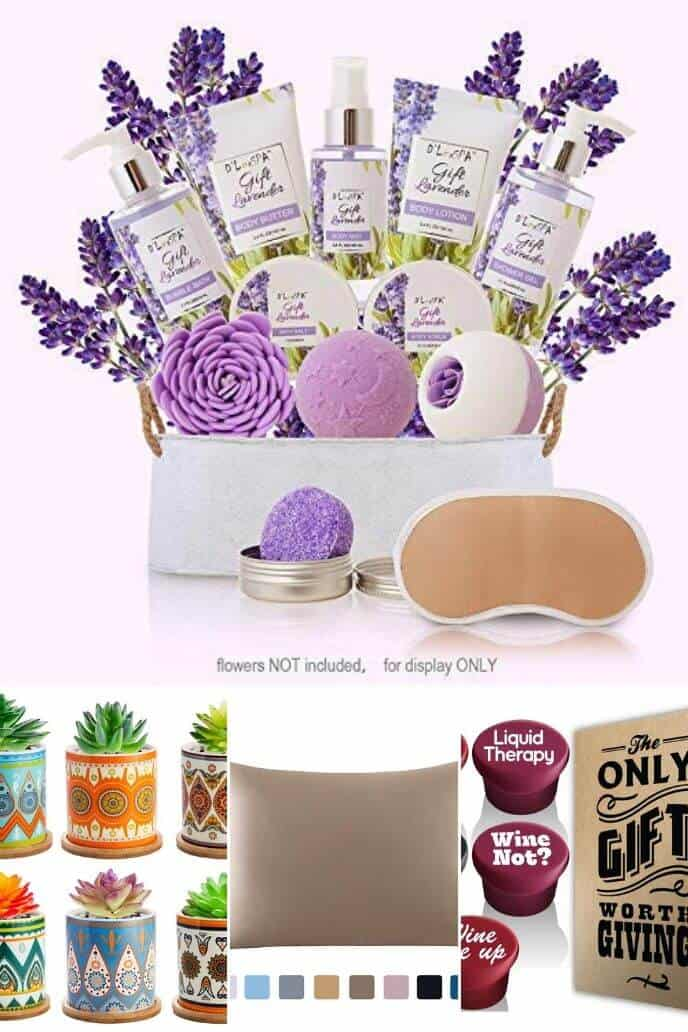 Valentines Day gifts to pamper