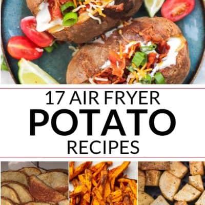 Best Air Fryer Potatoes