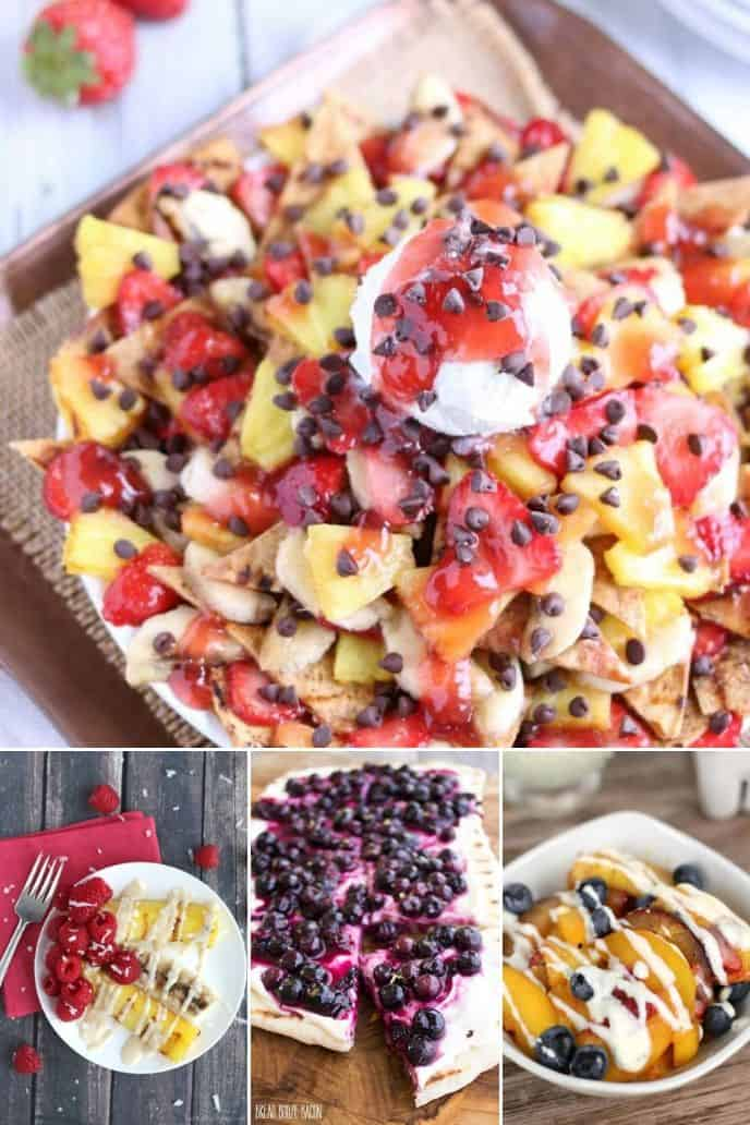 Try these grilled fruit recipes! They are not only delicious but healthy as well!