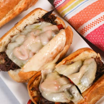 Mississippi Pot Roast Sandwiches