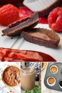 a chocolatey list of awesome 21 day fix recipes for chocolate