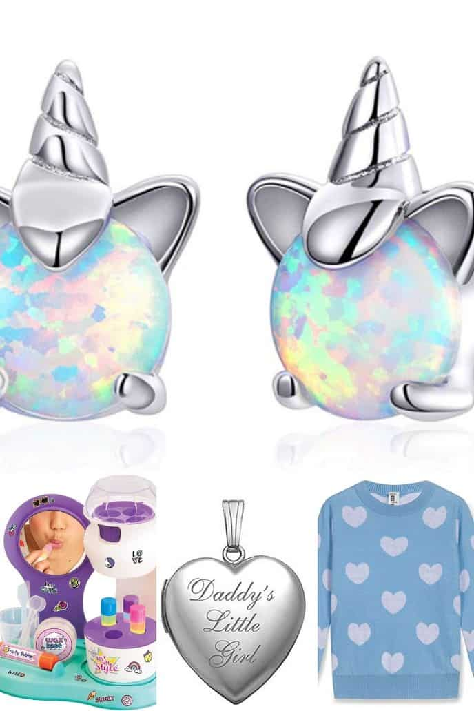 collection of Cute Valentines Day Gifts for Girls