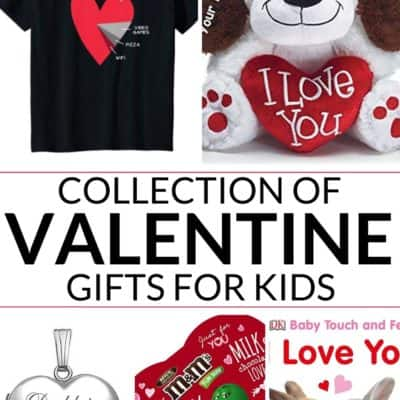 Fun Valentines Gifts for Kids