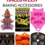 a great list of 12 fun accessories for all your halloween baking needs