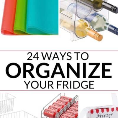 The Ultimate Fridge Organization Guide