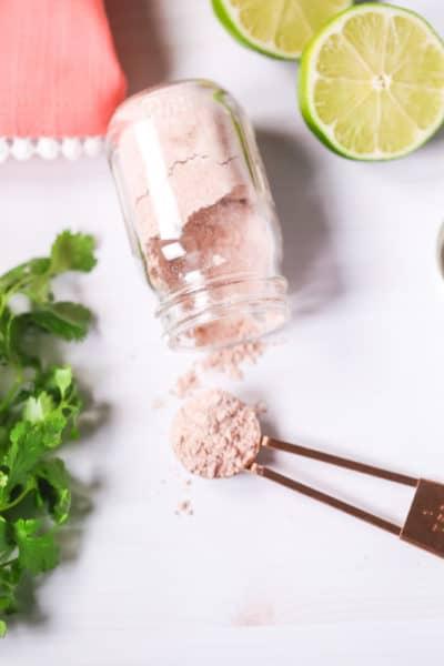 Homemade Fajita seasoning picture