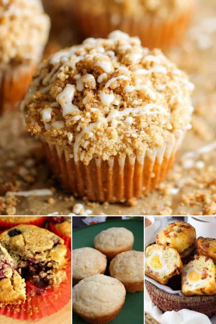 delicious breakfast muffin recipes that everyone will love