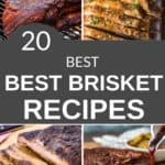 These crock pot brisket recipes are to die for!