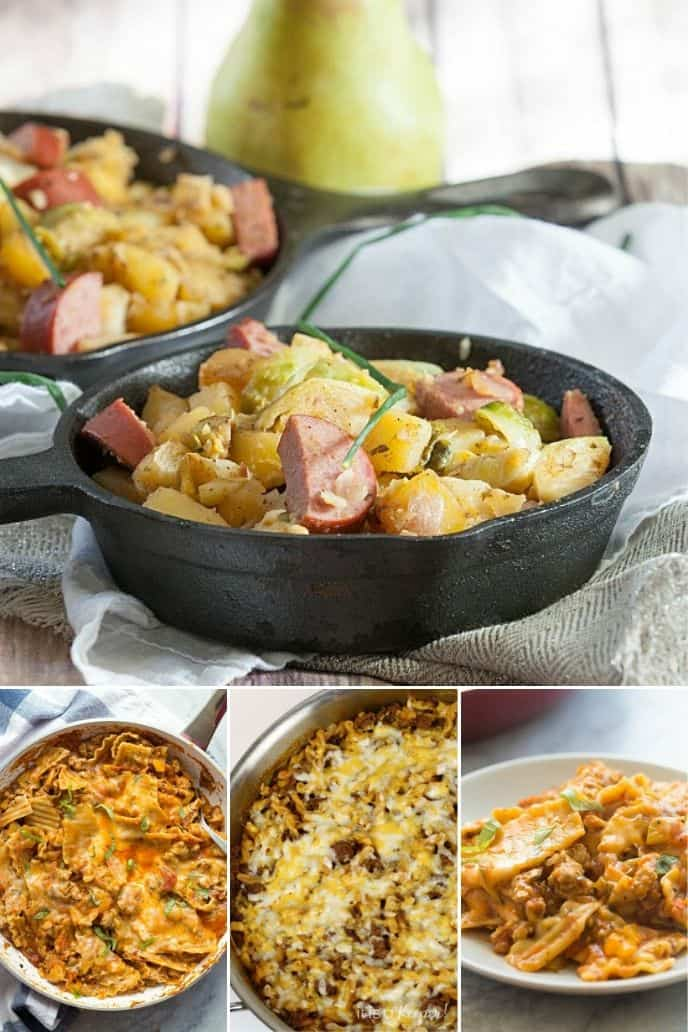 skillet recipes that you are sure to love