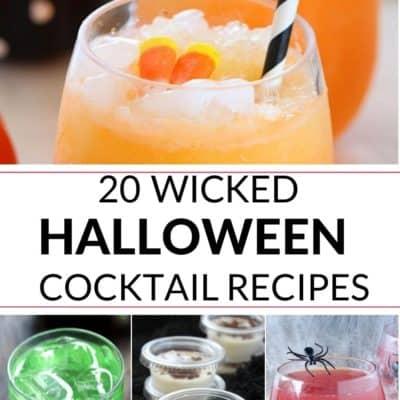 20 Halloween Cocktails