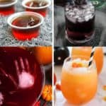 a wicked list of 20 halloween cocktails to make your party spooky fun