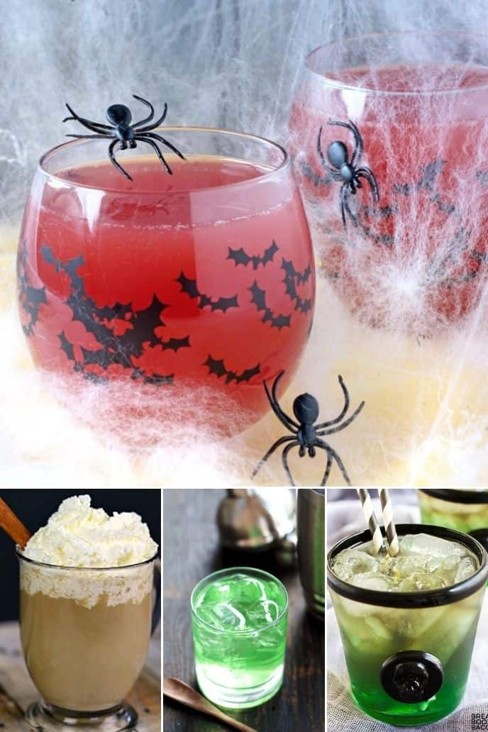 a spooky list to have an awesome party with these halloween cocktails
