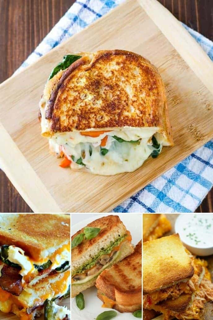 how to make the best grilled cheese in oven