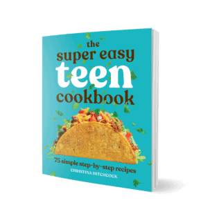 The Super Easy Teen Cookbook