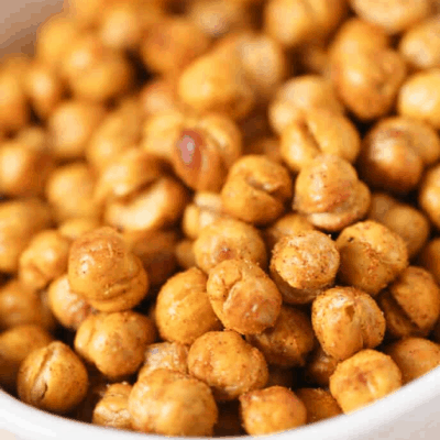 ROASTED CHICKPEAS AIR FRYER RECIPE