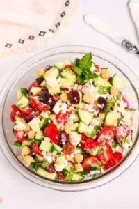 Greek Peasant Salad
