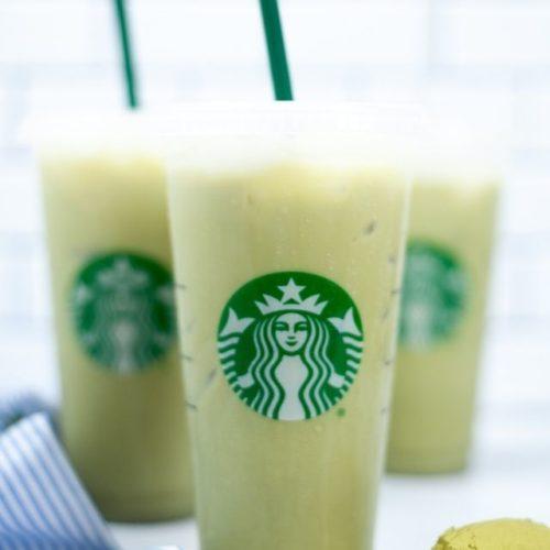 iced matcha latte - WEBSTORY